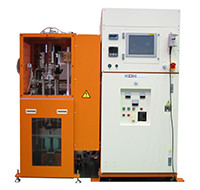 Picture of m-PD growth equipment μ-PD furnace